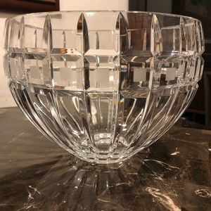Marquis by Waterford crystal bowl. NWOT